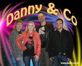 Partyband Danny & Co