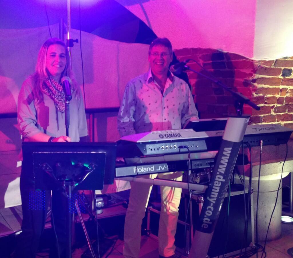 Musiker für Hochzeitsfeier