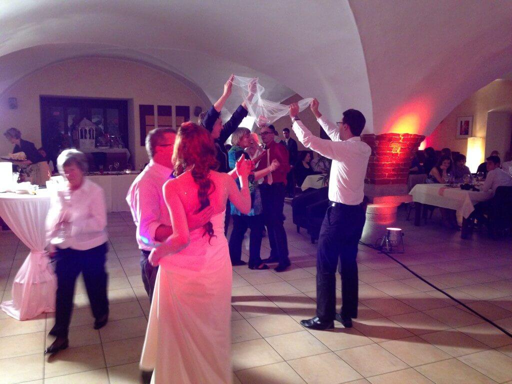 Hochzeit Schleiertanz